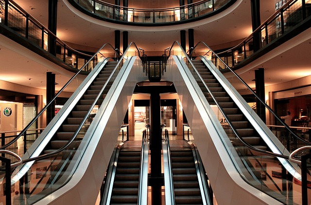 Centros comerciales en España