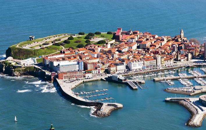 Impulso al comercio en Gijón