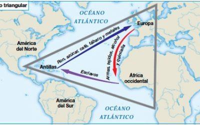La Ruta del comercio Triangular… ¿Comercio o Genocidio?