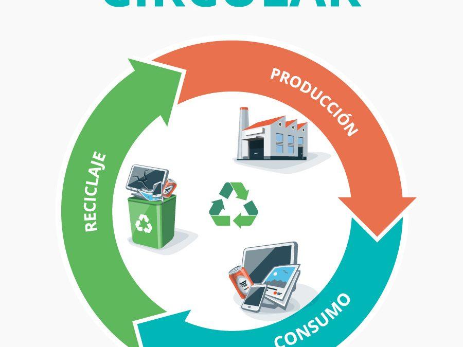 Con la economía circular,es posible reducir en un 50% las emisiones GEI